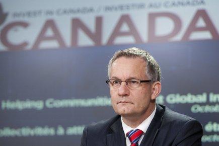 Ministre canada